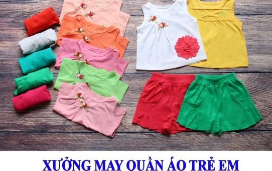 Xưởng may quần áo trẻ em xuất khẩu giá gốc - bộ sọt bé gái bông ren xinh đẹp