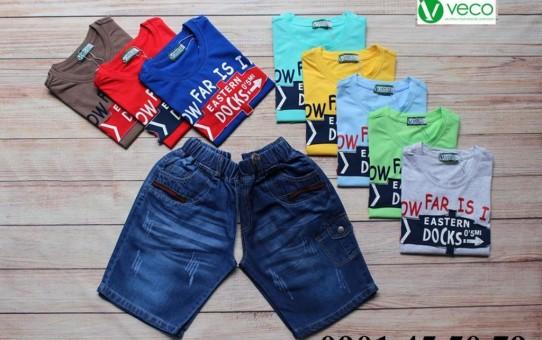 xưởng may gia công quần áo trẻ em xuất khẩu VECO- quần jean áo thun (3)