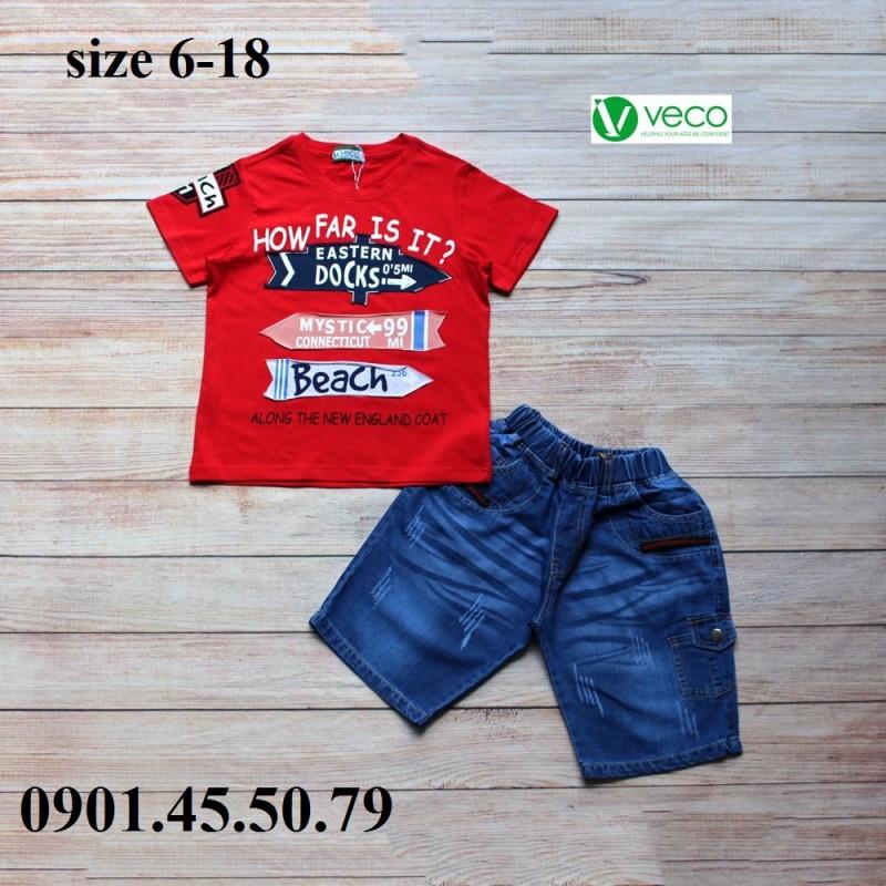 xưởng may gia công quần áo trẻ em xuất khẩu VECO- quần jean áo thun (4)