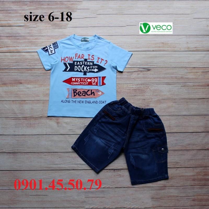 xưởng may gia công quần áo trẻ em xuất khẩu VECO- quần jean áo thun (5)