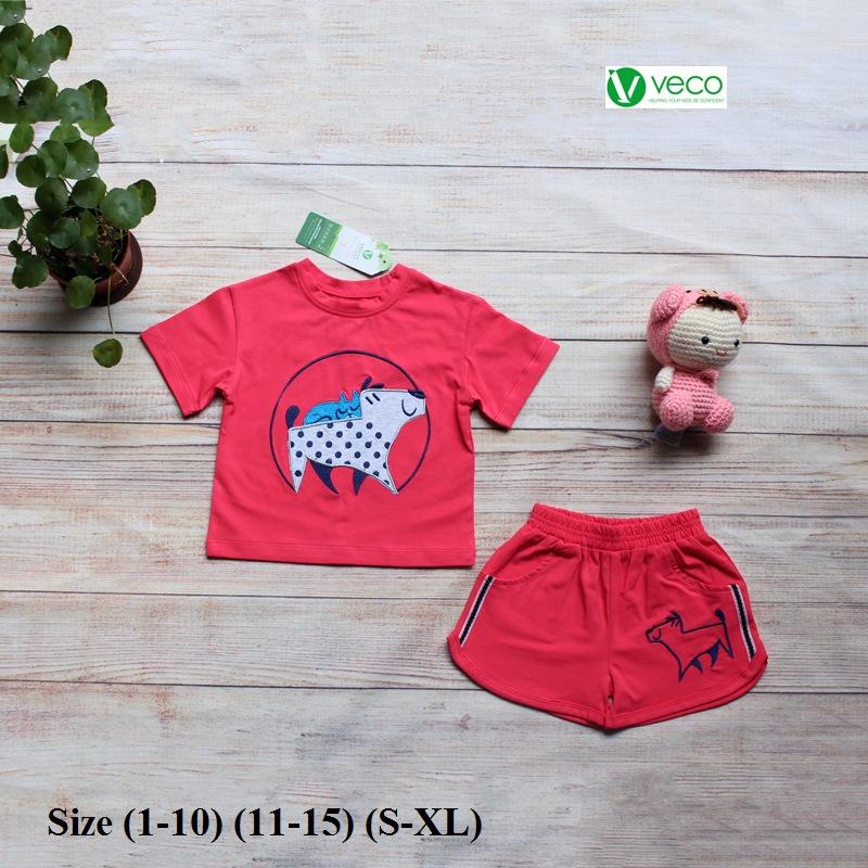 Xưởng may quần áo trẻ em giá sỉ VECO - bộ sọt bi dog (7)