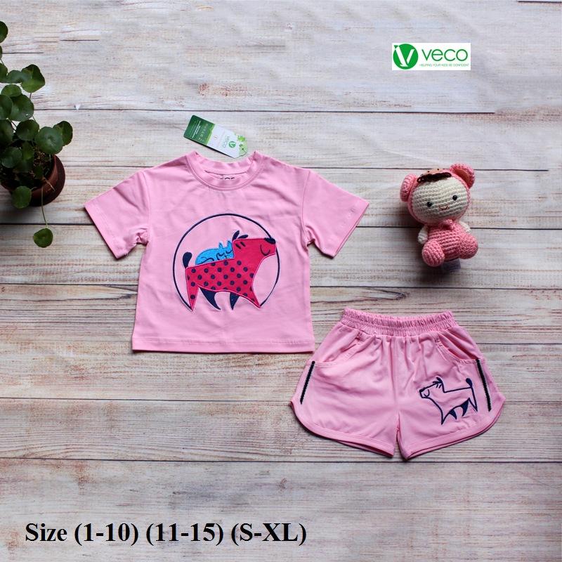 Xưởng may quần áo trẻ em giá sỉ VECO - bộ sọt bi dog (8)