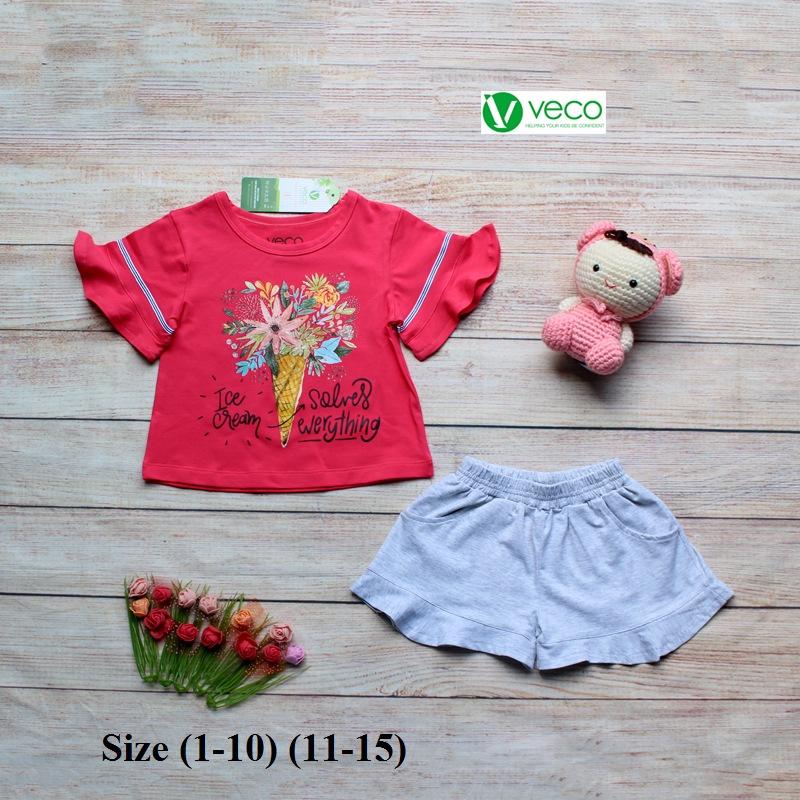 Xưởng may quần áo trẻ em xuất khẩu - bộ sọt kem bông (2)