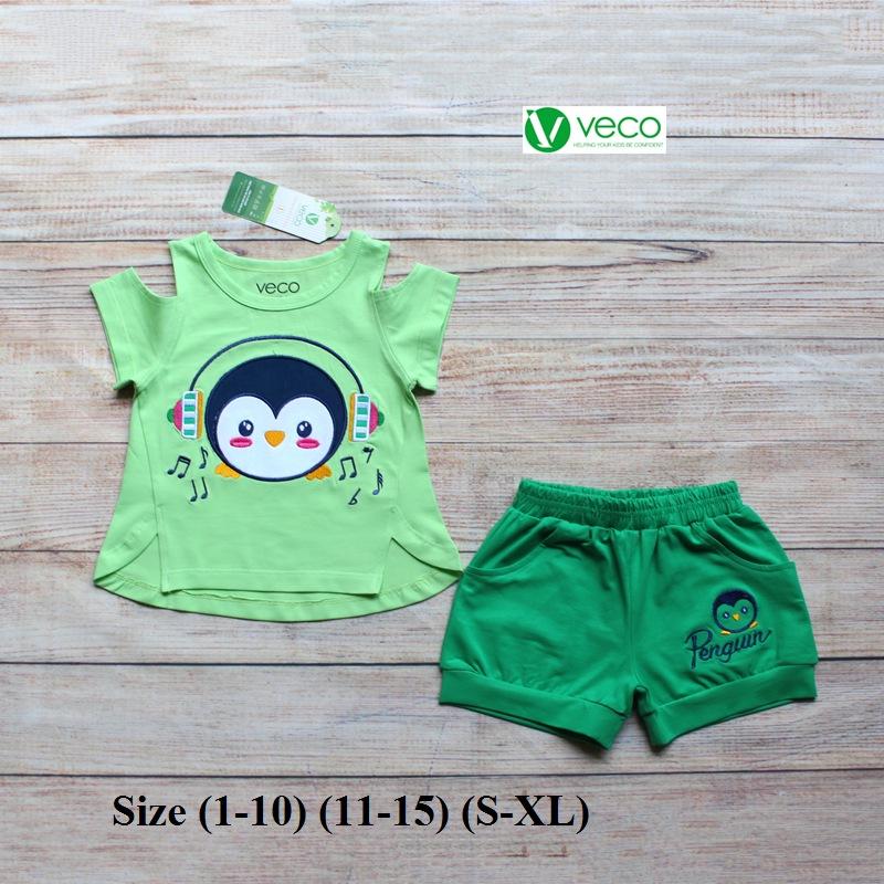 xưởng may quần áo trẻ em giá sỉ VECO - bộ sọt chim cánh cụt tai phone (5)
