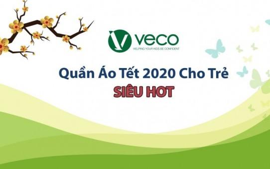 Lấy sỉ quần áo Tết 2020 cho bé-Đến xưởng may quần áo trẻ em giá sỉ Veco