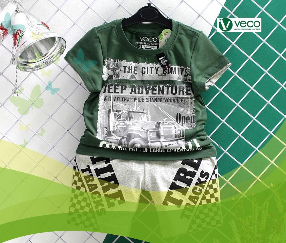 Quần áo trẻ em hàng Tết 2020 đẹp cho bé-Xưởng may quần áo trẻ em giá sỉ Veco