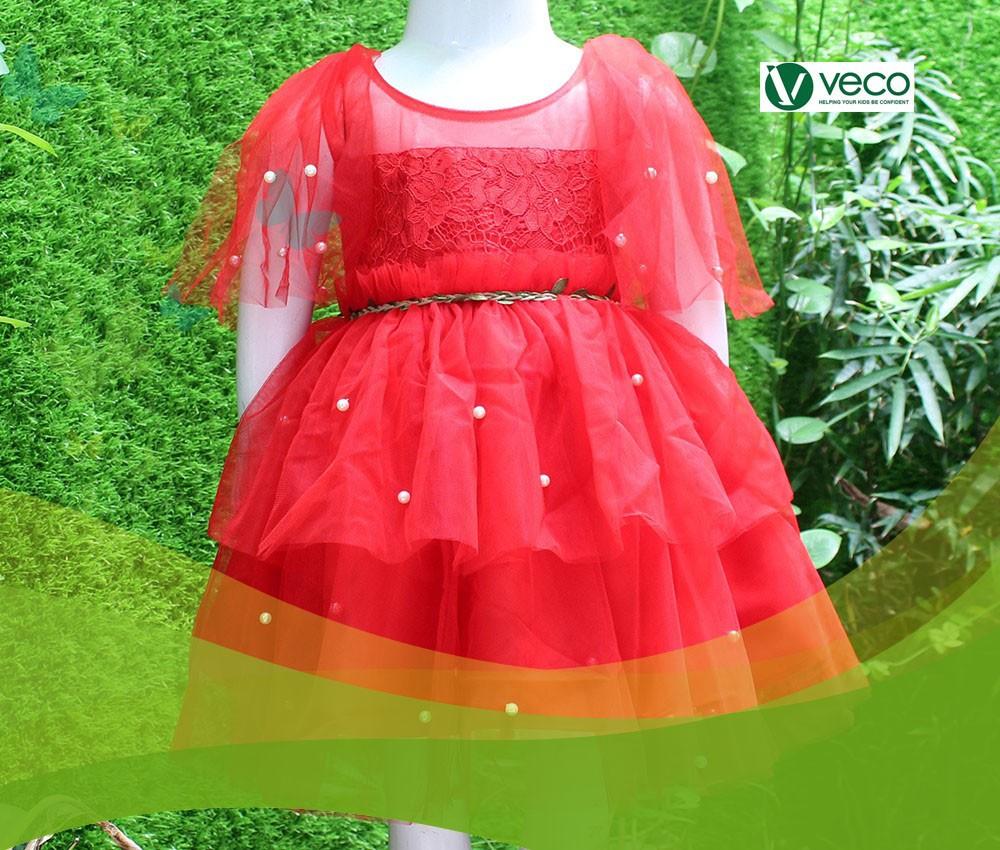 Xưởng sỉ quần áo Tết 2020 trẻ em nữ-Xưởng may quần áo trẻ em giá sỉ Veco